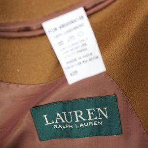 Lauren Ralph Lauren Suits & Blazers - Ralph Lauren Brown Cashmere Sport Coat sz men 50 R